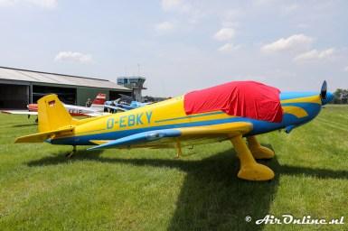 D-EBKY Bolkow Bo.207
