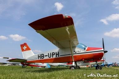 HB-UPH Bolkow Bo.208C Junior