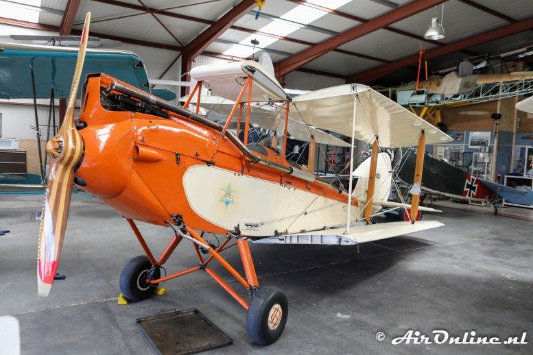N168G De Havilland DH-60G Gipsy Moth