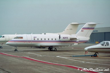 N2FE Bombardier CL-600-2B16 Challenger 601-3A