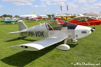 PH-VDK Sonex Onex
