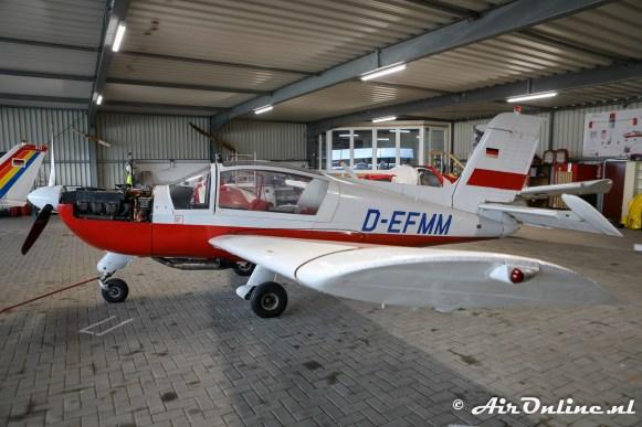 D-EFMM Morane-Saulnier MS.894A Rallye Minerva 220