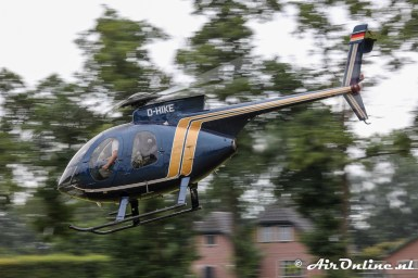 D-HIKE Hughes 369E