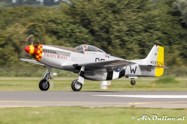 PH-JAT North American P-51D Mustang
