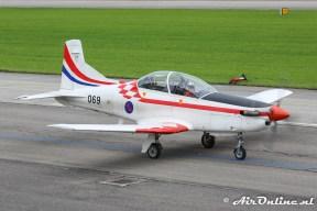 069 Pilatus PC-9M - Croatian Air Force Wings of Storm