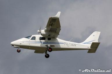 PH-TWN Tecnam P2006T