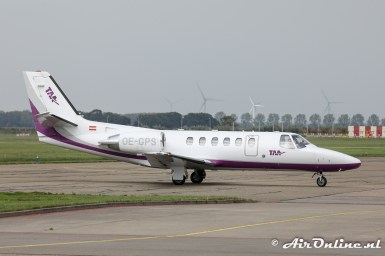 OE-GPS Cessna 550B Citation Bravo