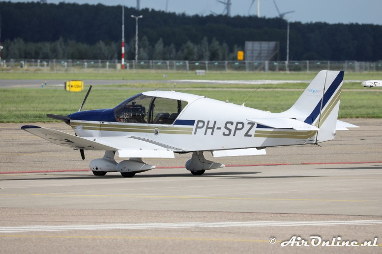 PH-SPZ Robin DR400/135Cdi Ecoflyer