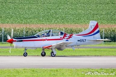 057 Pilatus PC-9M - Croatian Air Force Wings of Storm