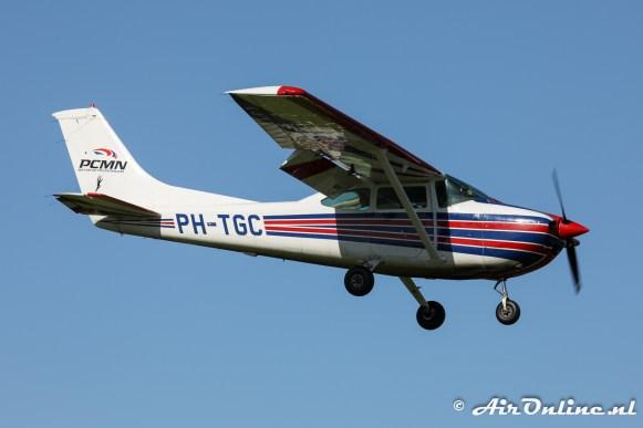 PH-TGC Cessna 182R Skylane