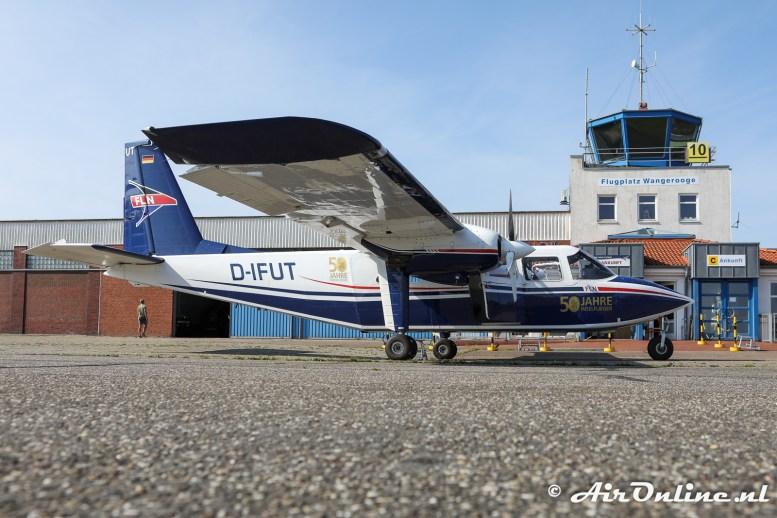 D-IFUT Britten-Norman BN-2B-20 Islander