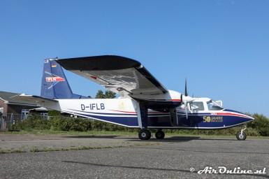 D-IFLB Britten-Norman BN-2B-20 Islander