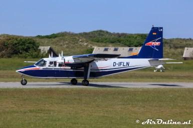 D-IFLN Britten-Norman BN-2B-20 Islander
