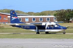 D-IFKU Britten-Norman BN-2B-26 Islander