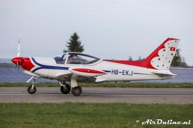 HB-EKJ SIAI Marchetti SF.260D
