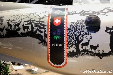 HB-FXR Pilatus PC-12/47E (c/n 1862)