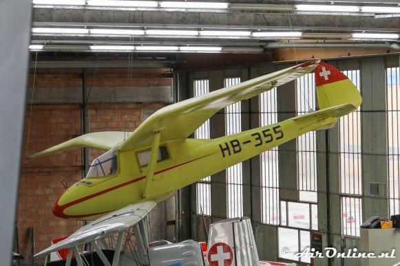 HB-355 Spalinger S-21H