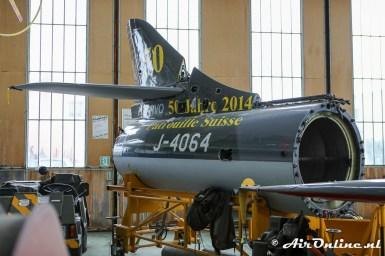 HB-RVQ / J-4064 Hawker Hunter F Mk. 58