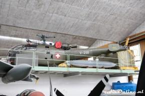 V-250 F+W Emmen SA316B Alouette III