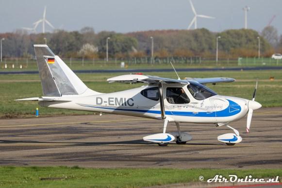 D-EMIC Ostmecklenburgische Flugzeugbau OMF-100-160 Symphony
