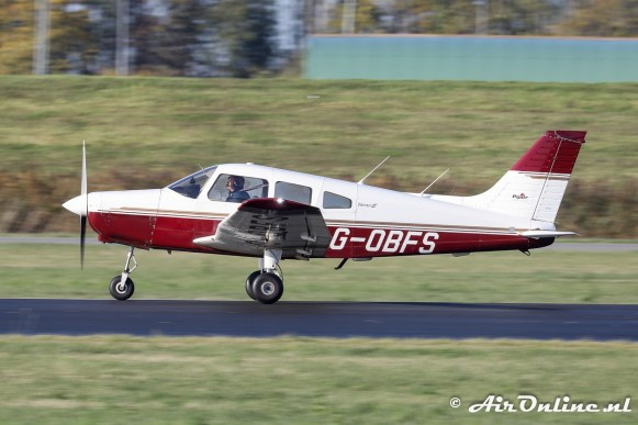 G-OBFS Piper PA-28-161 Warrior III