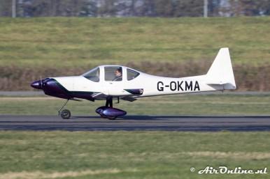 G-OKMA Tri Technologies Kis TR-1
