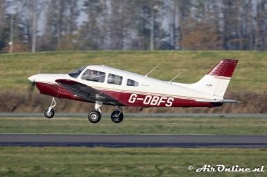 G-OBFS Piper PA-28-161 Warrior II