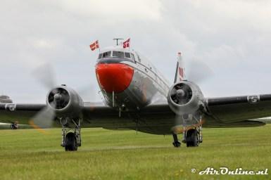 OY-BPB / K-682 Douglas C-47A Skytrain