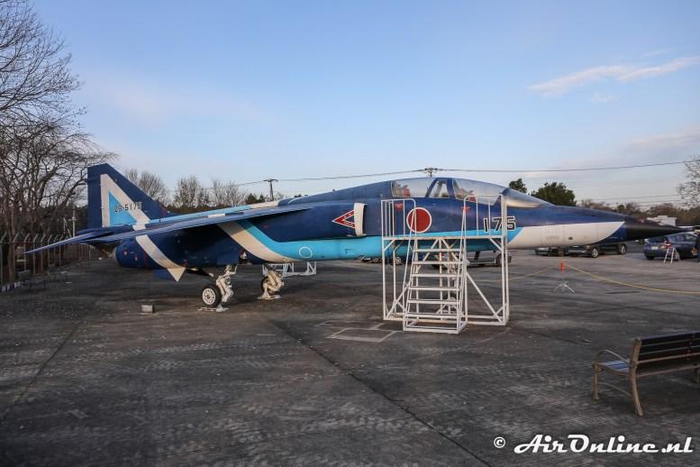 29-5175 Mitsubishi T-2 Blue Impulse