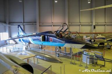 99-5163 Mitsubishi T-2 Blue Impulse