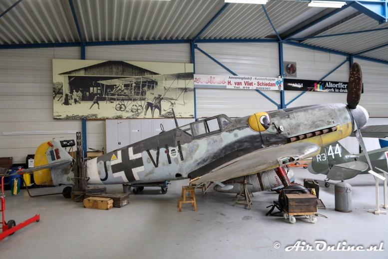 """15343/""""CJ+VH"""" Messerschmitt Me Bf109G-5"""