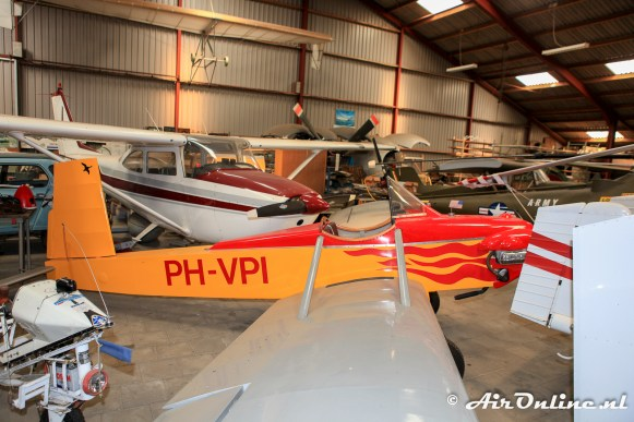 PH-VPI Evans VP-1 Volksplane van Richard van As