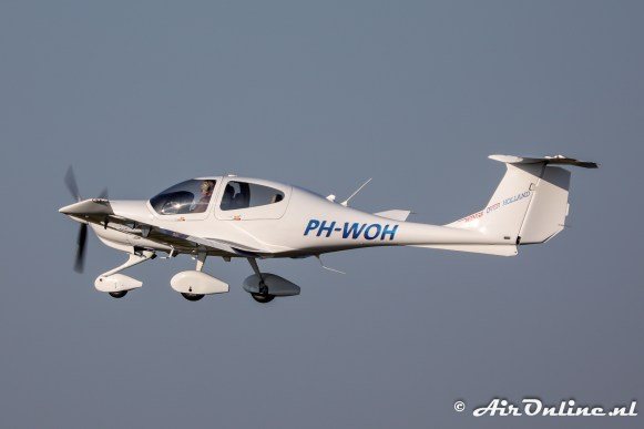 PH-WOH Diamond DA 40XL Diamond Star