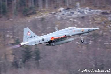 J-3094 Northrop F-5E Tiger II Swiss AF