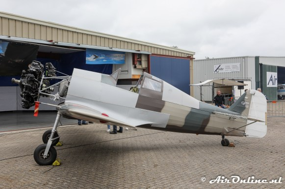 (PH-XXI) Fokker D.21 replica