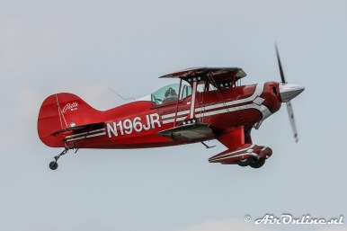 N196JR Pitts S-1T Special