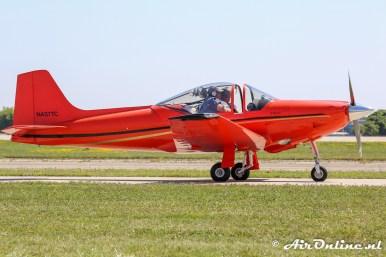 N457TC Sequoia F.8L Falco