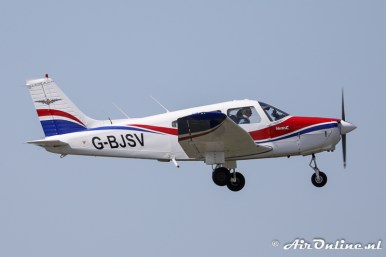 G-BJSV Piper PA-28-161 Warrior II