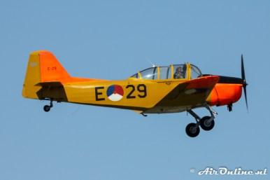 PH-HOK / E-29 Fokker S.11.1 Instructor