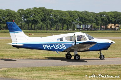 PH-UGS Piper PA-28-161 Warrior II