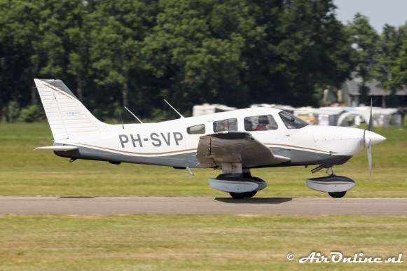 PH-SVP Piper PA-28-181 Archer III