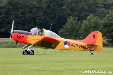 PH-GRY / 197/K Fokker S.11.1 Instructor