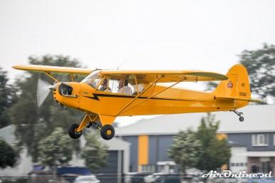N50601 Piper L-4B Grasshopper (J3C-65 Cub