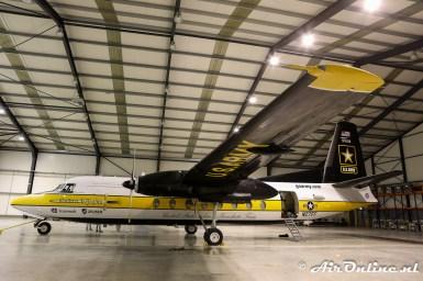 N27FF Fokker F-27-400M Troopship