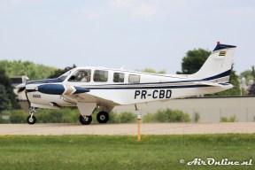 PR-CBD Beech G36 Bonanza