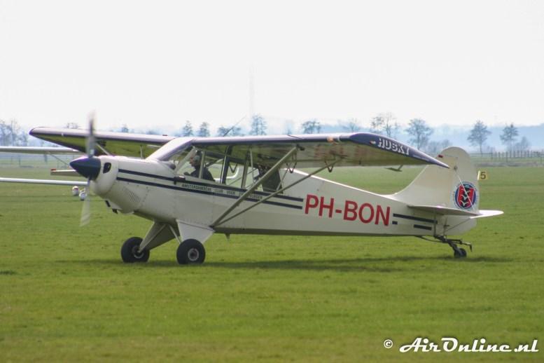 PH-BON Aviat A-1 Husky