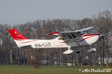 PH-LLY Cessna T182T Skylane TC
