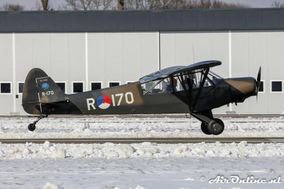 PH-ENJ / R-170 / 54-2460 Piper PA-18-150 Super Cub