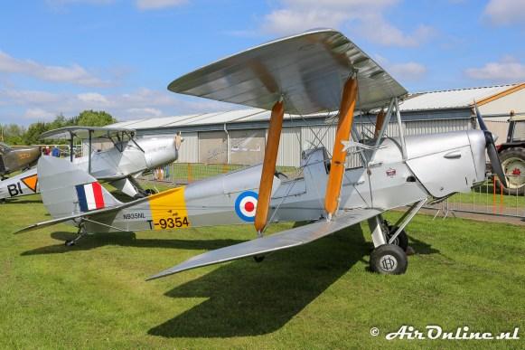 N935NL De Havilland DH.82A Tiger Moth
