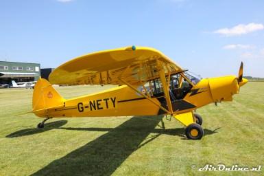 G-NETY Piper PA-18-150 Super Cub